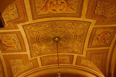 Ceiling of the Senate wing of the Capitol