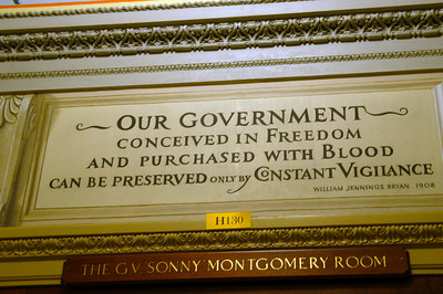 Our Government Conceived in Freedom