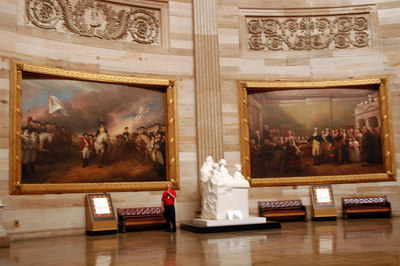 Art in the Capitol Dome