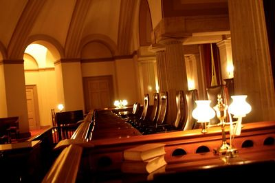 Chamber of the Old Supreme Court