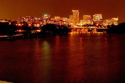 View from Memorial Bridge.