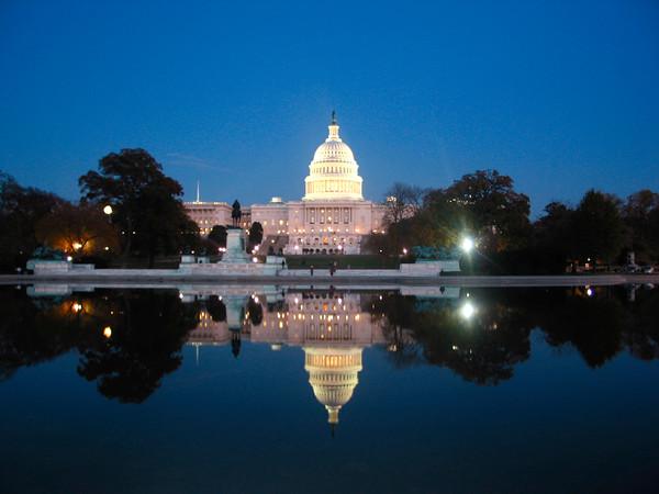 Capitol beetwen