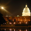 Capitol moonlight