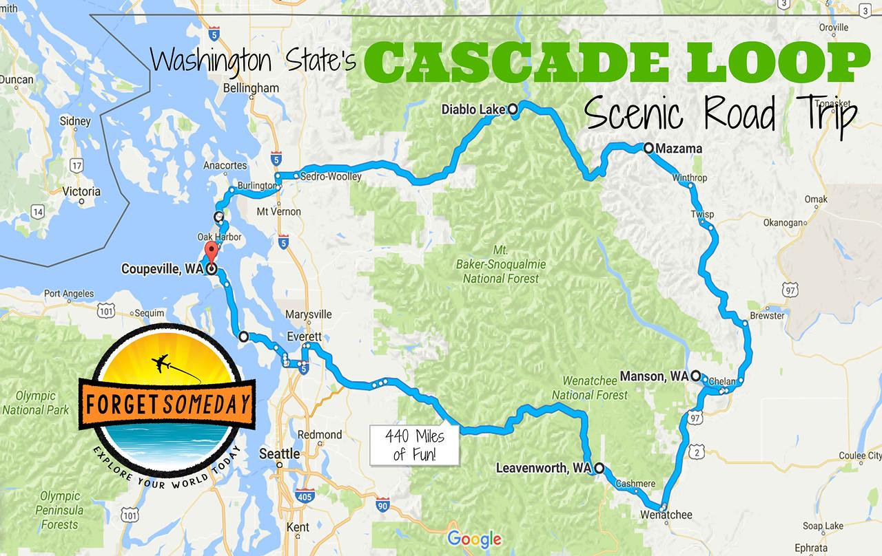 Cascade Loop Toccara Best