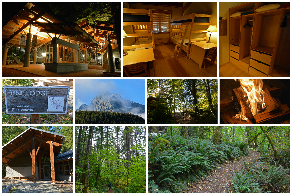 North Cascades highway lodging
