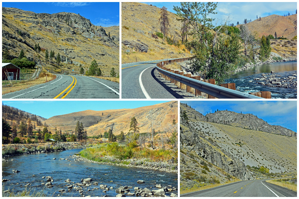 Cascade Loop Road Trip