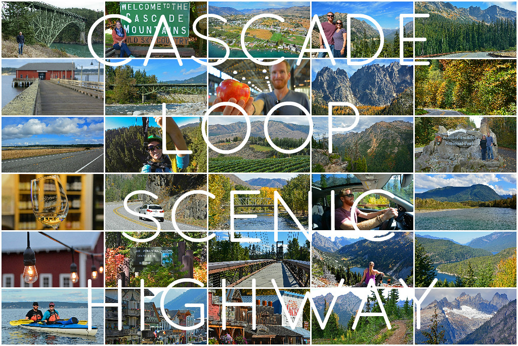 Cascade Loop Scenic Highway