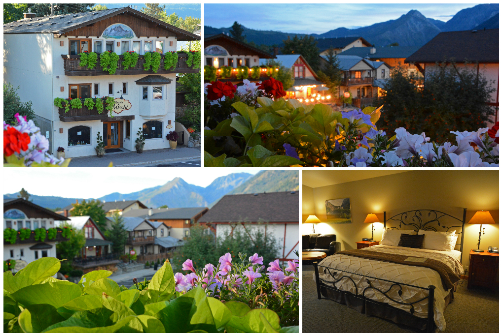 Lodging in Leavenworth