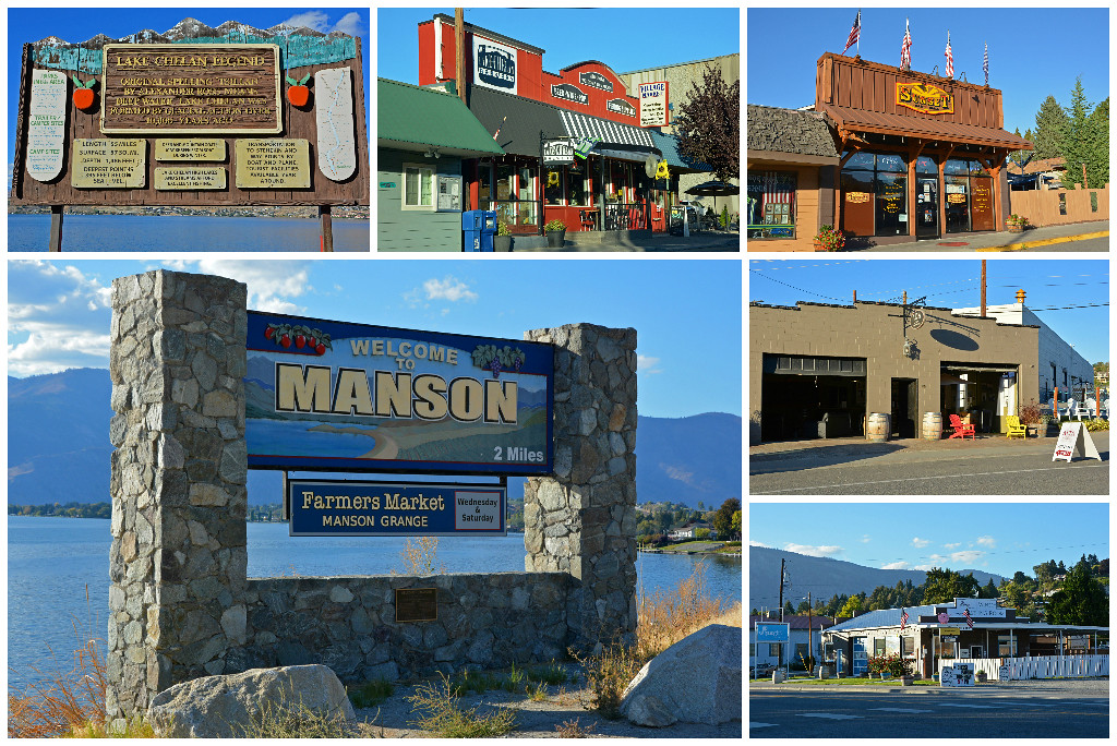 Things to do in Manson WA