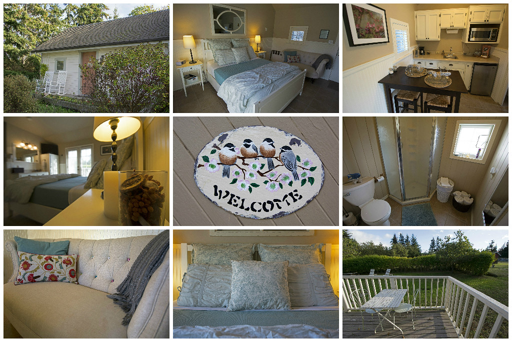 Whidbey Island Lodging - Garden Isle Cottages
