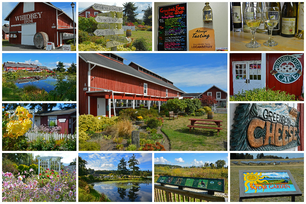 Greenbank Farm on Whidbey Island