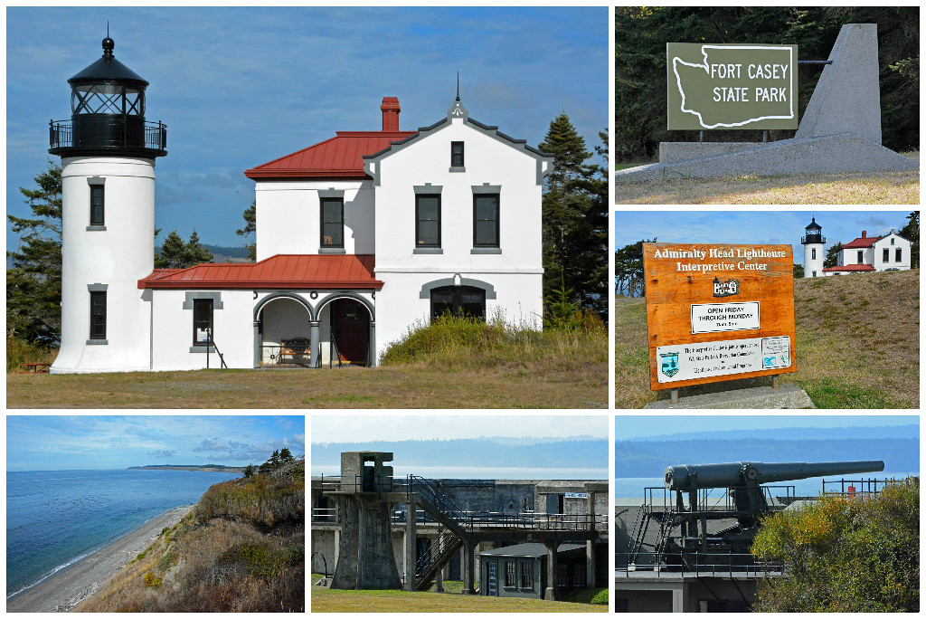 Whidbey Island Attractions