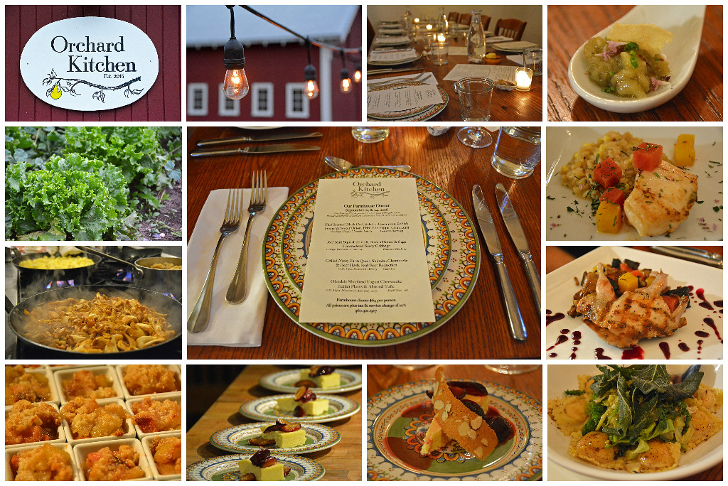 Orchard Kitchen on Whidbey Island