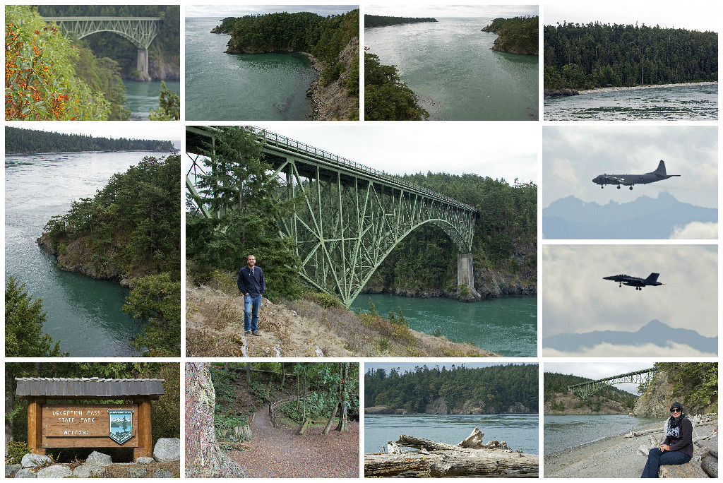 Whidbey Island Deception Pass