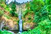 9745 Multnomah Falls