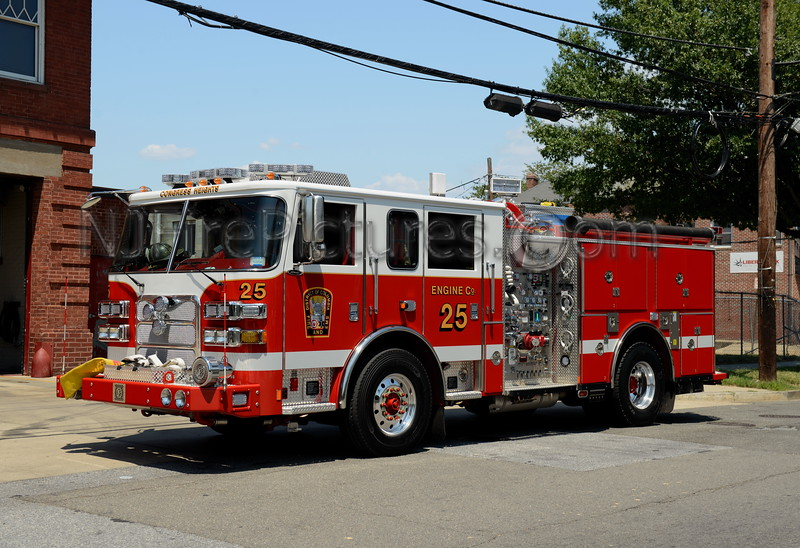 WASHINGTON DC ENGINE 25