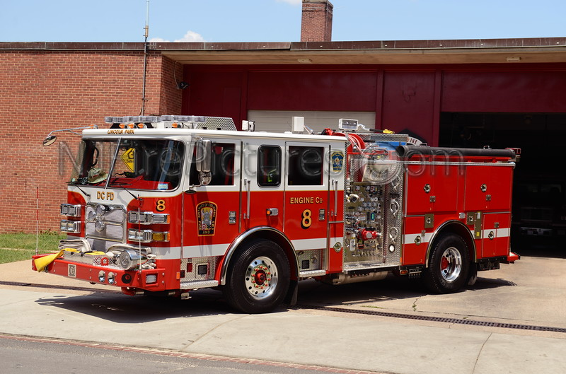 WASHINGTON DC ENGINE 8