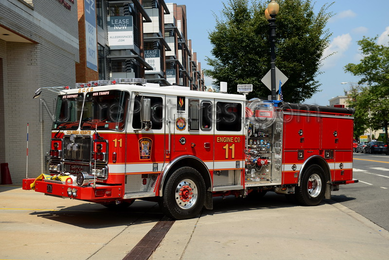 WASHINGTON DC ENGINE 11