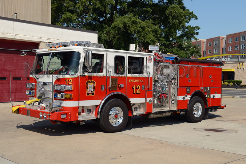WASHINGTON DC ENGINE 12