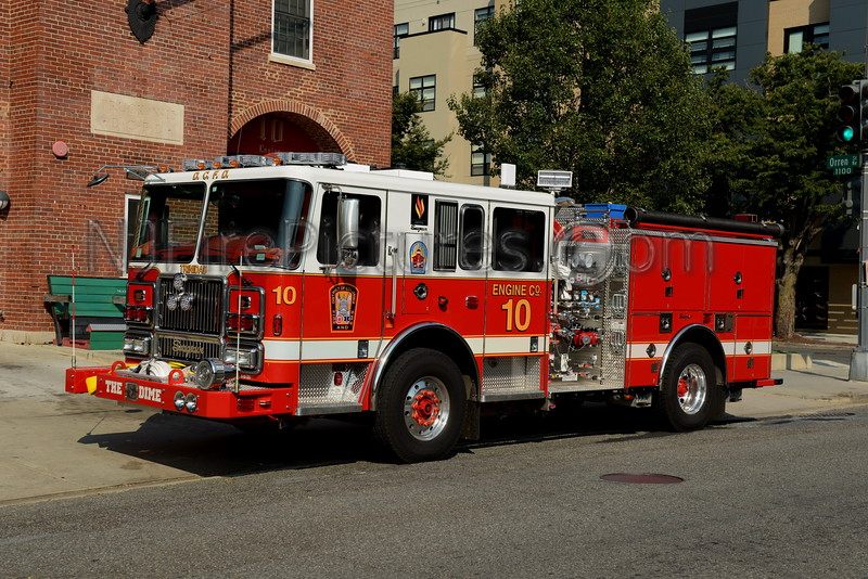 WASHINGTON DC ENGINE 10