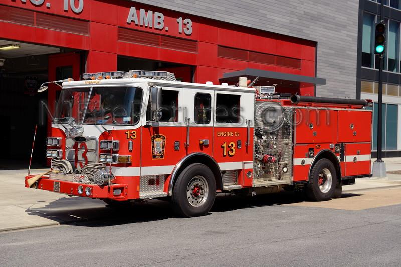 WASHINGTON DC ENGINE 13