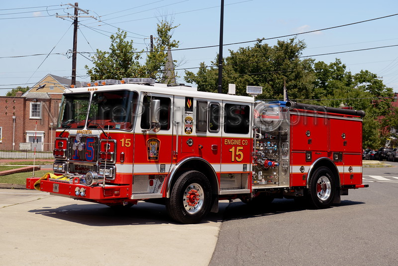 WASHINGTON DC ENGINE 15