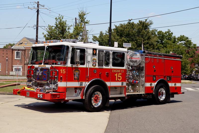 WASHINGTON DC ENGINE 15