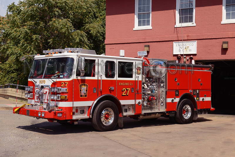 WASHINGTON DC ENGINE 27