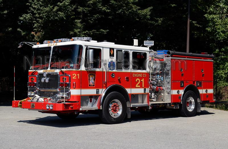 WASHINGTON DC ENGINE 21