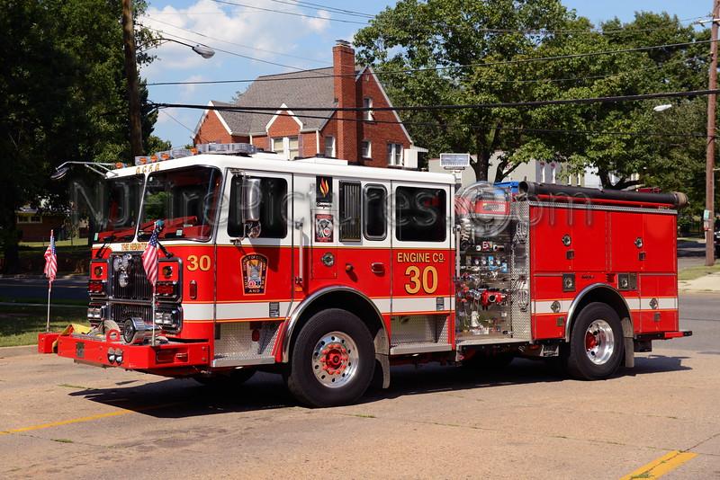 WASHINGTON DC ENGINE 30