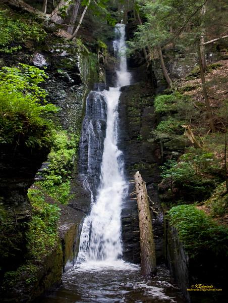 Silver Thread Falls - DE Water Gap
