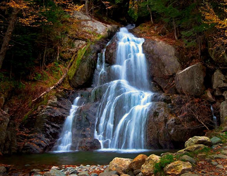 Bridal Veil Falls, Vermont