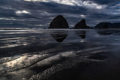 ONYX OCEAN: MEYER'S CREEK BEACH, OREGON