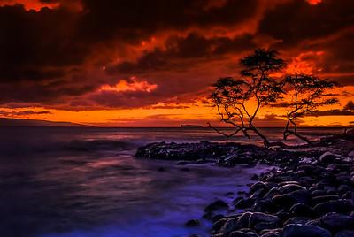 La Parouse Sunset