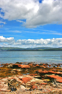 Island of Bute shore