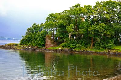 Castle, Isle of Bute