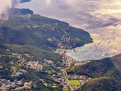 Deshaies harbor Guadeloupe