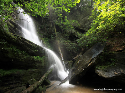 Wrights creek falls