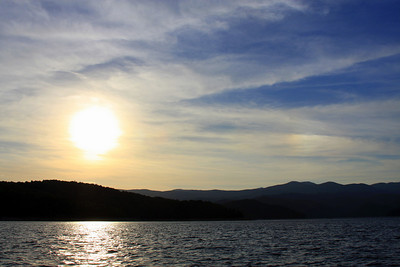Jocassee Sunset