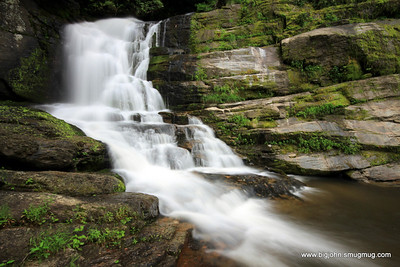 Upper Laurel Fork Falls