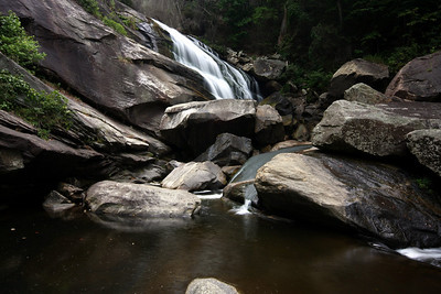 Lower lower lower Whitewater falls! South Carolina