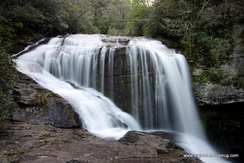 Lower Laural Fork Falls