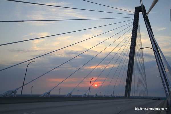 Ravenel Bridge Charleston S.C.