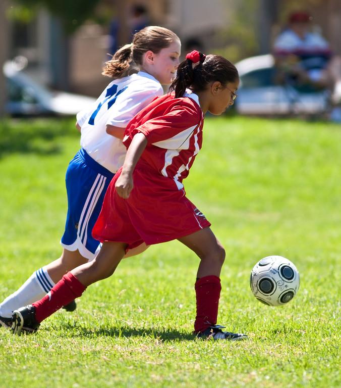 2009.09.05 WAYS Lady Hawks @ Fullerton 101
