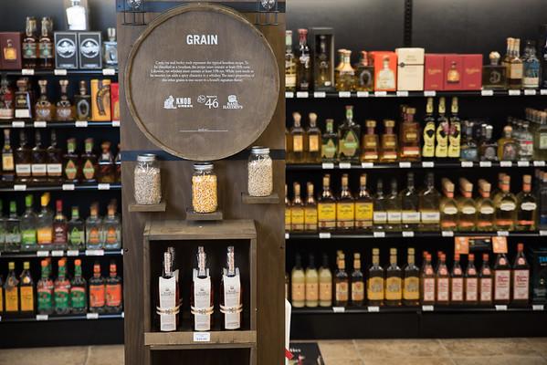 WB Liquors Store Shoot