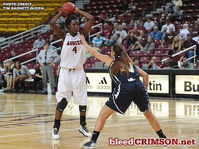 New Mexico State vs. Fort Lewis (11/02/12)