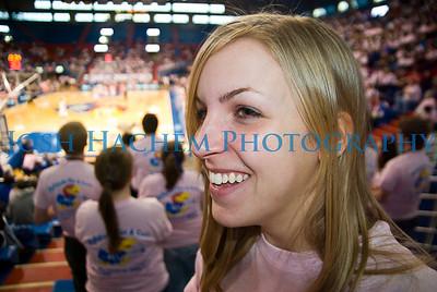 February 22, 2009  KU v ISU WBB Pink 004