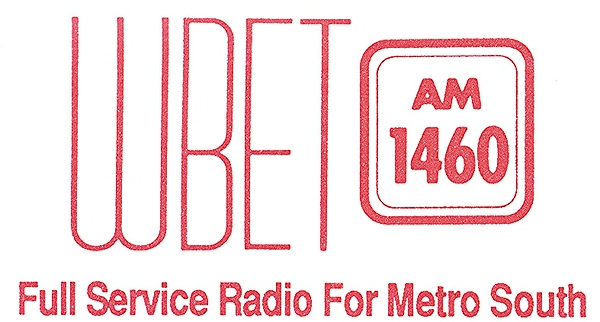 WBET MEMORIES - Awards, Flyers, Logos & Printed Stuff