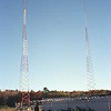 1988 New WBET & WCAV Towers