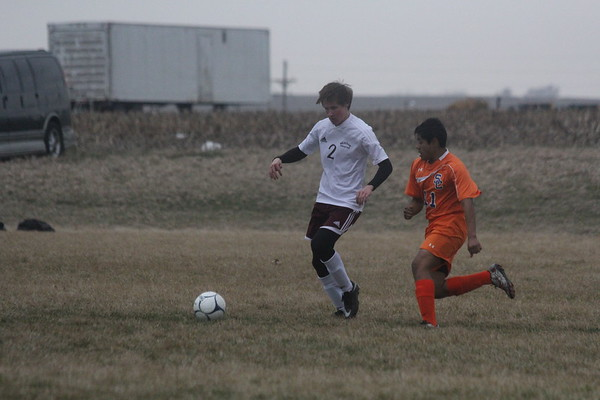 WC boys' soccer: Wolfpack vs. Sioux Center 4-3-17